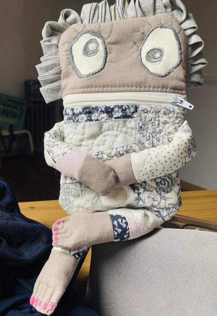 Gilde-Winter-Mystery Sorgenfresser-Puppe