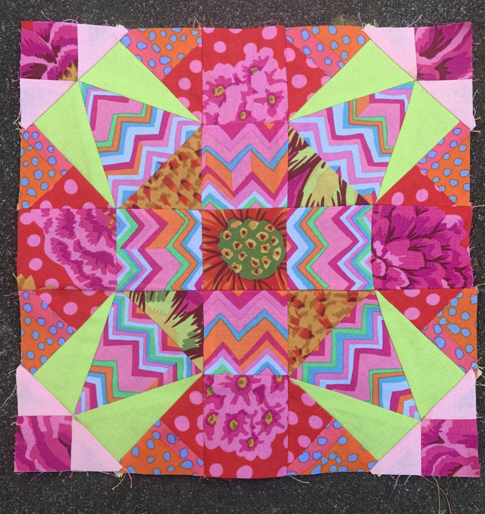 Old Block Quilt Along Quilter's Delight